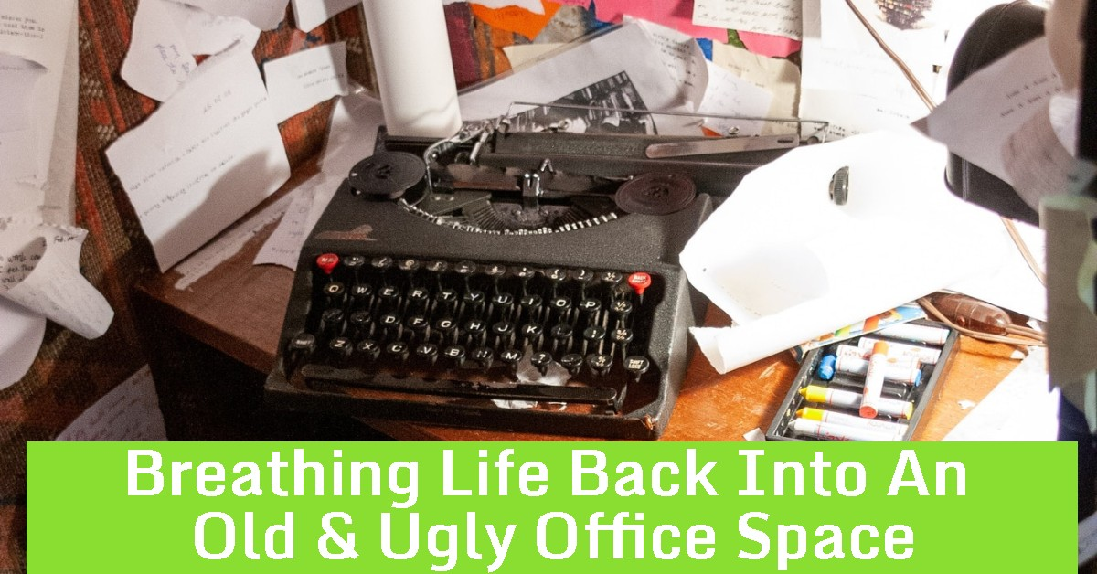 Breathing Life Back Into An Old & Ugly Office Space